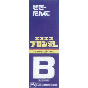 【エスエス】 エスエスブロン液L 120mL 【第2類医...