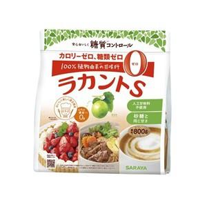 【サラヤ】 ラカントS 顆粒 800g 【健康食品】