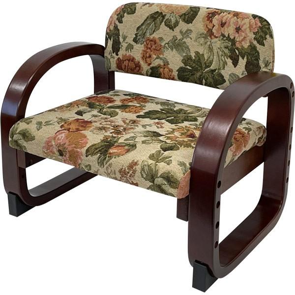 即日出荷 やすらぎ座椅子 華