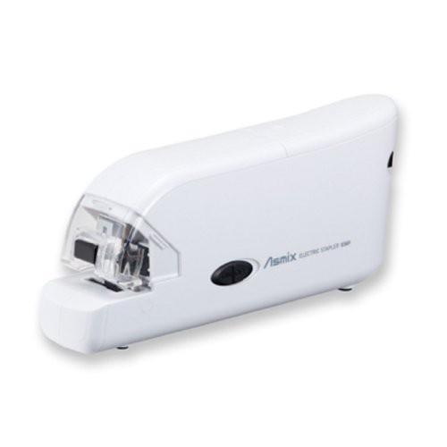 アスカ(Asmix) 電動ステープラー ホワイト ES01W