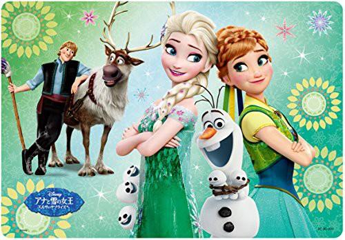 80ピース 子供向けパズル アナと雪の女王 エルサ...