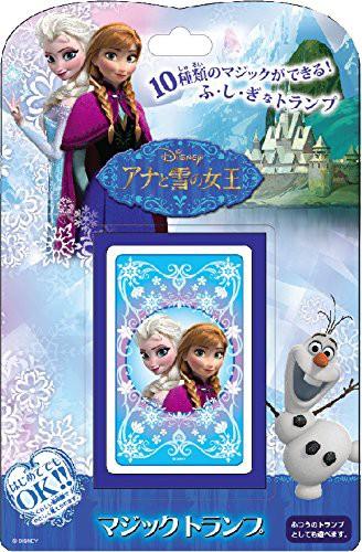マジックトランプ アナと雪の女王