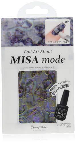 ビューティーワールド MISA mode 転写ホイル 6個...