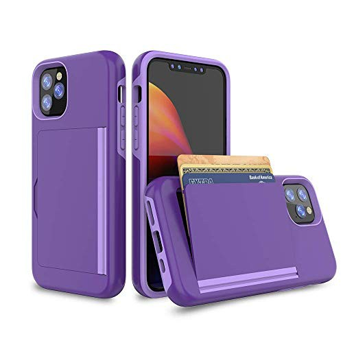 TQHH iPhone 11 Pro Max 6.5インチ財布型ケース。...