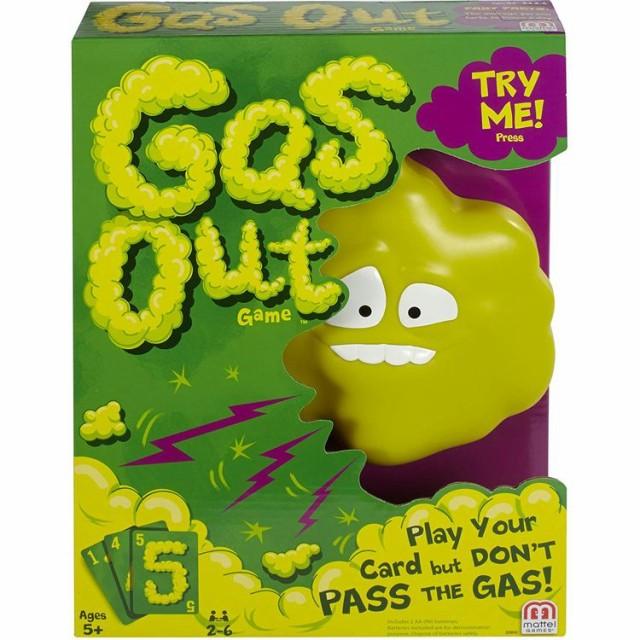 カードでおならゲーム ガスアウト おもちゃ 新品...