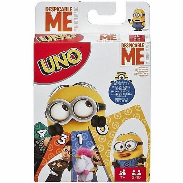 UNO ウノ ミニオンズ おもちゃ 新品