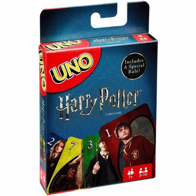 UNO ウノ ハリーポッター おもちゃ 新品