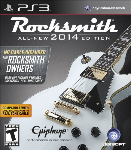 Rocksmith 2014 Edition -  No Cable Included  V...