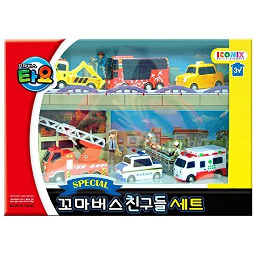 [SET] Tayo The Little Bus ちびっこバス タヨ ス...