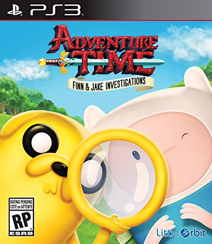 Adventure Time Finn and Jake Investigations (...