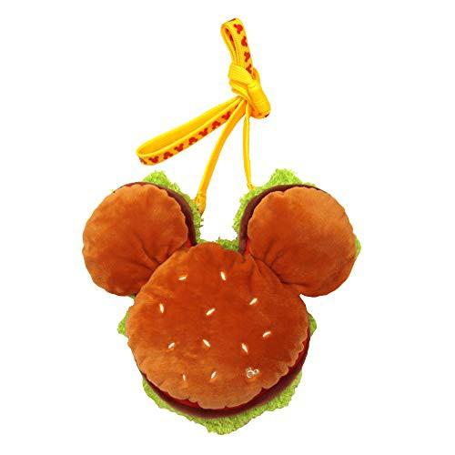 ミッキーシェイプ ミッキー マウス ハンバーガー ...