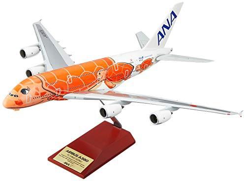 全日空商事 1/200 A380 JA383A FLYING HONU サン...