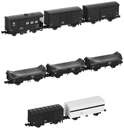 KATO Nゲージ 花輪線貨物列車 8両セット 特別企画...
