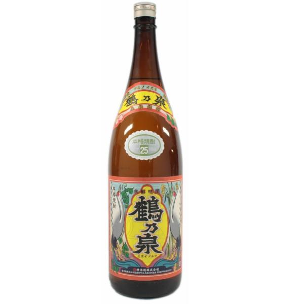 芋焼酎 焼酎 芋 鶴乃泉 つるのいずみ 25度 1800ml...