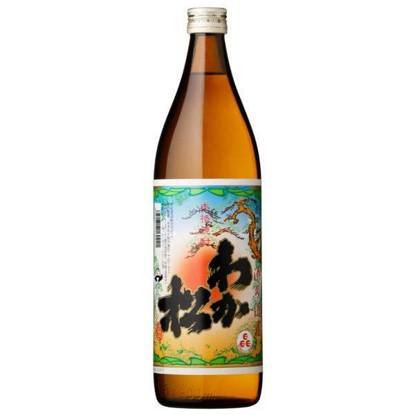 芋焼酎 焼酎 芋 わか松 25度 900ml 若松酒造 いも...