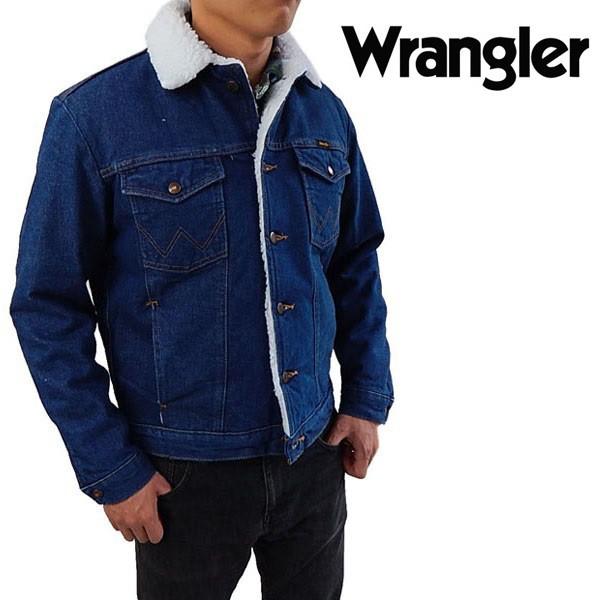 WRANGLER ラングラー ボア付き Gジャン 74255PWジ...