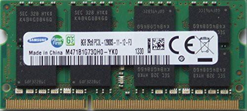 サムスン純正 PC3-12800(DDR3-1600) SO-DIMM 8GB ...
