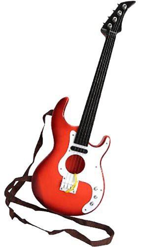 本格 49cm 子供用 おもちゃ ギター 配線 無し 持...