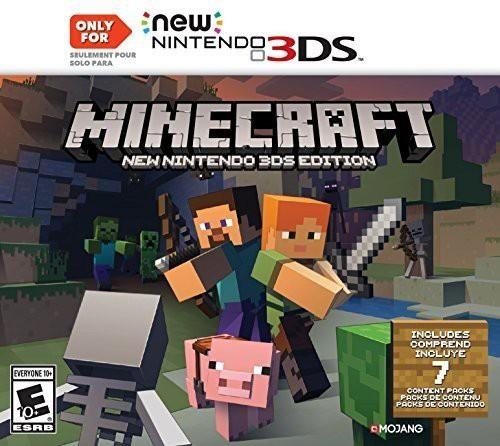 Minecraft (輸入版:北米) - 3DS