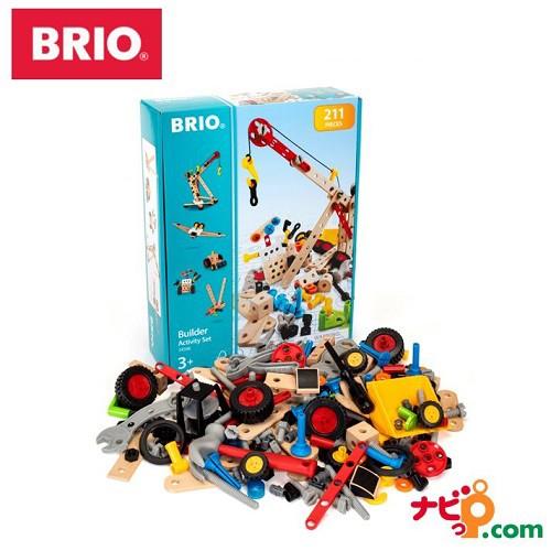 ブリオ BRIO 木のおもちゃ ビルダーアクティビテ...