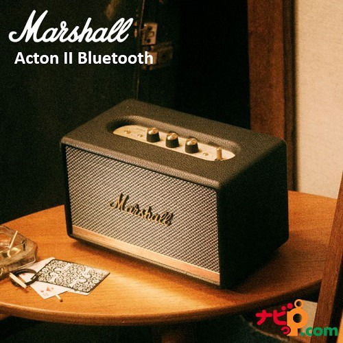 Marshall Acton II Bluetooth ブラック  【国内正...