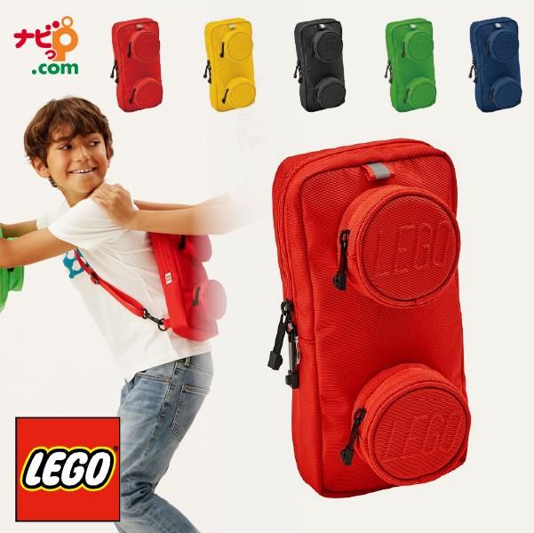 LEGO ブリック1x2スリングバッグ 20207 レゴブロ...