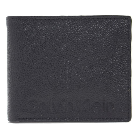 カルバンクライン Calvin Klein CK 二つ折り財布 ...