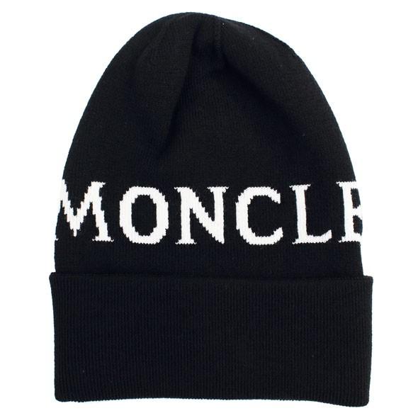 モンクレール MONCLER メンズ ニット帽 ニットキ...