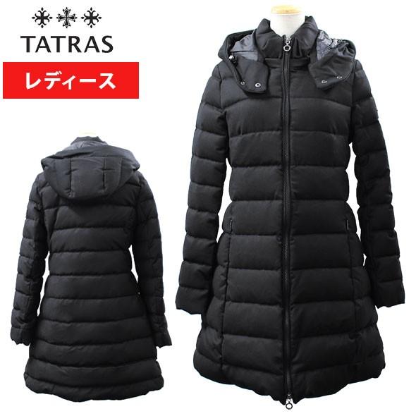 タトラス TATRAS レディースフード付きダウンジャ...