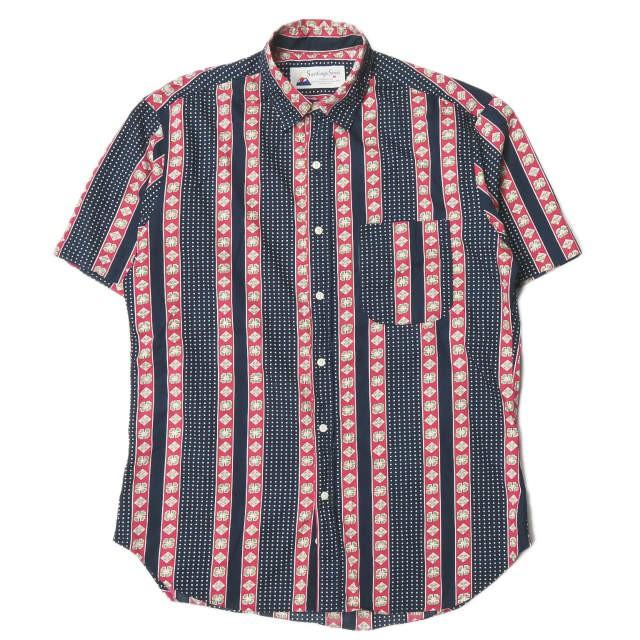 Santiago Shirt サンティアゴシャツ 18SS Templo ...