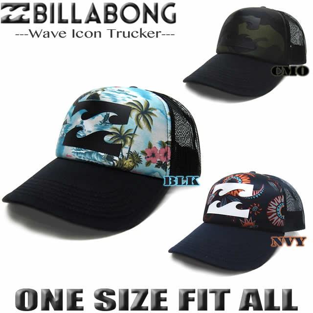 ビラボン キャップ メンズ BILLABONG メッシュ 帽...