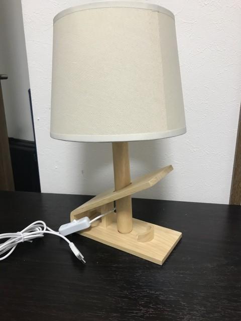 LEDスタンドライト テーブルライト