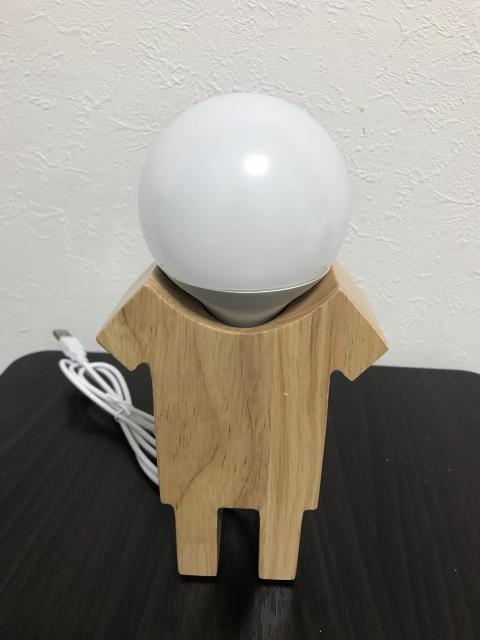 人型 LEDスタンド MAN