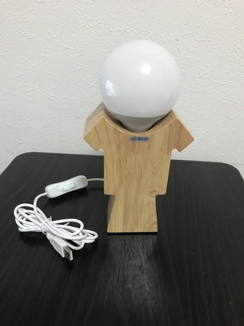 人型 LEDスタンド WOMAN