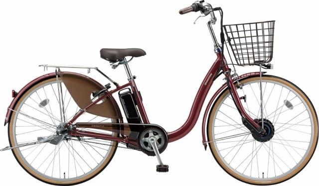 配送も店頭受取も可 電動自転車 ブリヂストン 電動アシスト自転車 2019年 フロンティア 26インチ 3P90EC0 F6AB29 F.Xベルベットローズ 配
