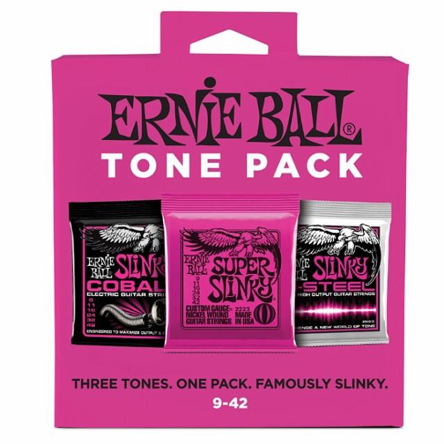 ERNIE BALL #3333 Super Slinky Tone Pack 009-04...
