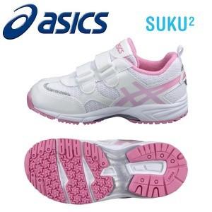 asics アシックス カラー:ホワイト/ピンク すく...