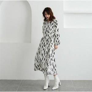 ファッション レディース ドレス ワンピース  森...