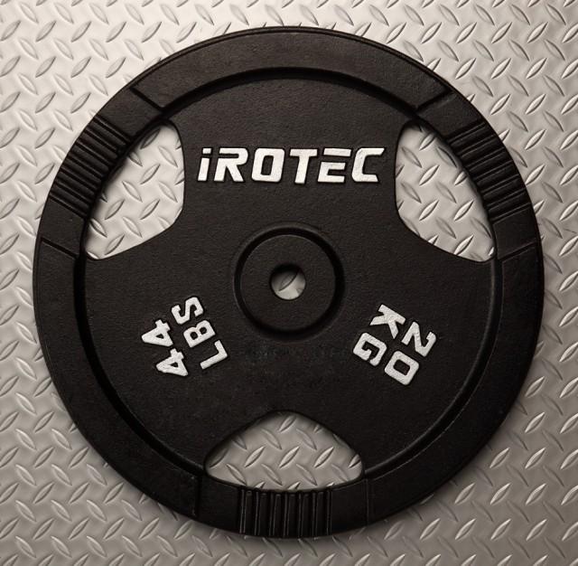 IROTEC(アイロテック)アイアンプレート20KG/バ...