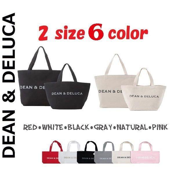 DEAN&DELUCA トートバック ディーン&デルーカ エコバッグ Sサイズ dean&deluca ハンドバッグ レディース
