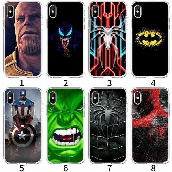 Marvel 耐衝撃 iPhoneXS iPhone XS MAX iPhoneXR ...
