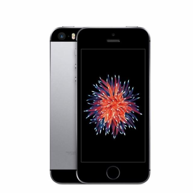 SIMフリー iPhoneSE(第1世代) 32GB スペースグ...