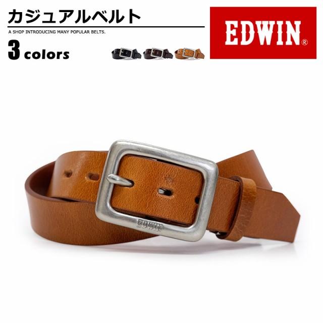 ベルト メンズ エドウィン EDWIN 0111033 カジュ...