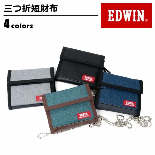 【ネコポスで送料無料】 エドウィン EDWIN 財布 ...