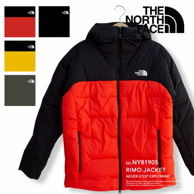 【 THE NORTH FACE ザノースフェイス 】 RIMO Jac...