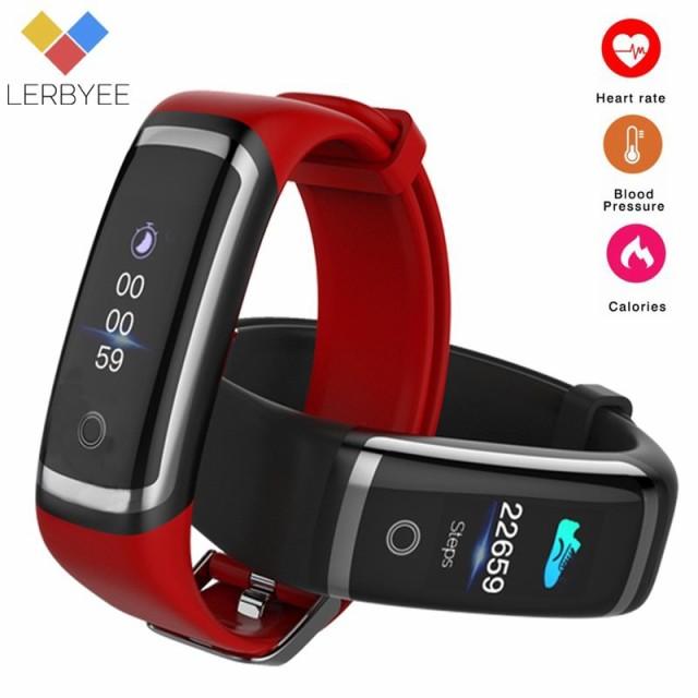 スマートウォッチ フィットネス 心拍数 防水 Bluetooth 通話 リマインダー スポーツ