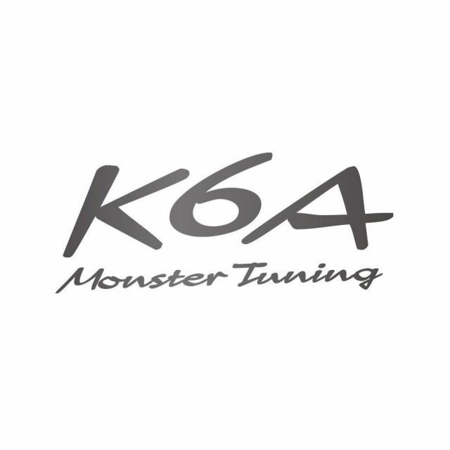[K6A Monster Tuning ステッカー]ジムニー/カプ...