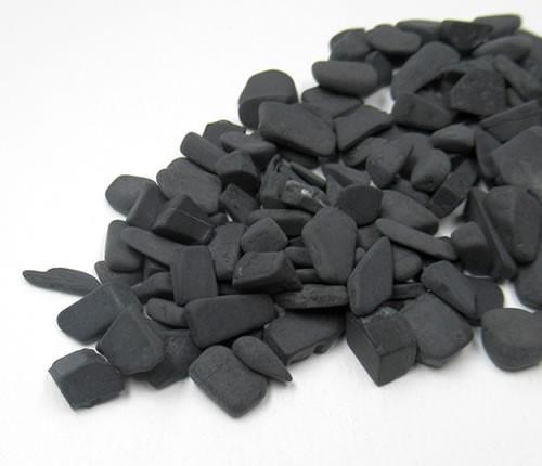 北海道産ブラックシリカさざれ 1パック30g  黒鉛...