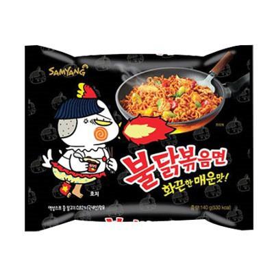 ブルダック炒め麺(激辛口)140g X1個 より安い...