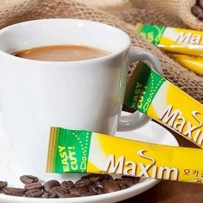 韓国Maximモカゴールドコーヒーミックス(12g×100...